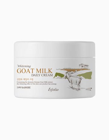 Goat Milk Daily Cream by Esfolio