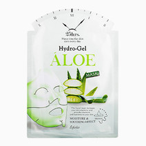 Hydrogel aloe mask