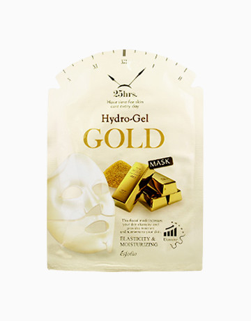 Hydrogel Gold Mask by Esfolio