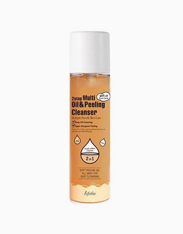 Multi Oil & Peeling Cleanser by Esfolio