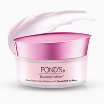 Ponds Flawless White Dewy Rose Cream 50g by Pond's