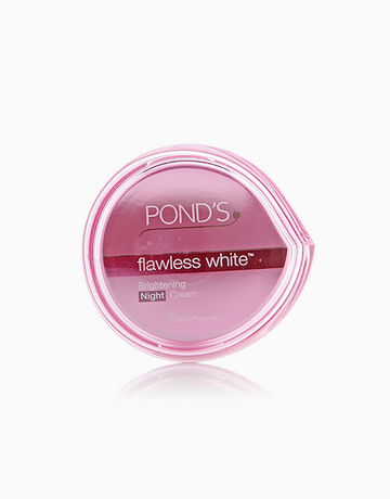 Flawless White Night Cream by Pond's