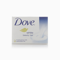 White Beauty Bar (100g) by Dove