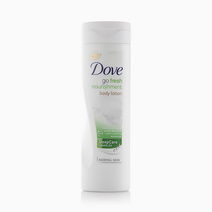 Lotion Go Fresh Nourish by Dove