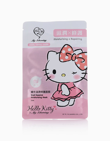 Hello Kitty Snail Essence Mask by My Scheming