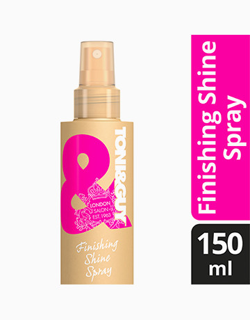 Glamour Moisturising Shine Spray by Toni & Guy