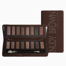 Nudy brown complete eye palette 7g