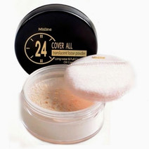 24 hours cover all translucent loose powder