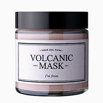 Volcanic Mask by I'm From