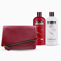 Keratin Smooth Pack + Clutch by TRESemmé