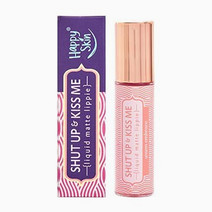 Shut Up & Kiss Me Liquid Matte Lippie in Warm Embrace  by Happy Skin