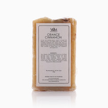 Orange Cinnamon Soap by V&M Naturals