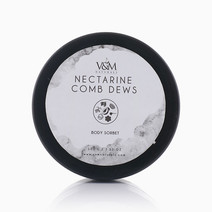 Nectarine Comb Dews Sorbet by V&M Naturals