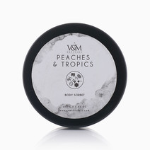 Peaches & Tropics Body Sorbet by V&M Naturals