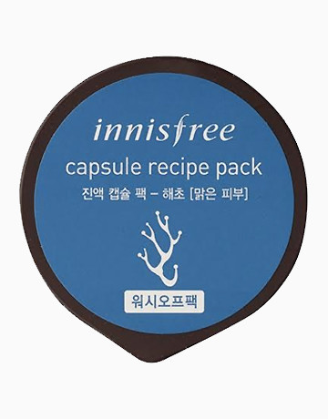 Seaweed Capsule Pack by Innisfree