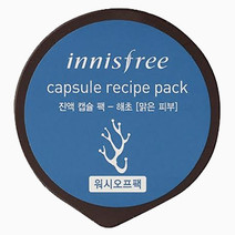 Seaweed Capsule Recipe Pack by Innisfree
