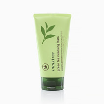 Green Tea Cleansing Foam (150ml) by Innisfree in
