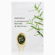 It's Real Squeeze Tea Tree Mask by Innisfree
