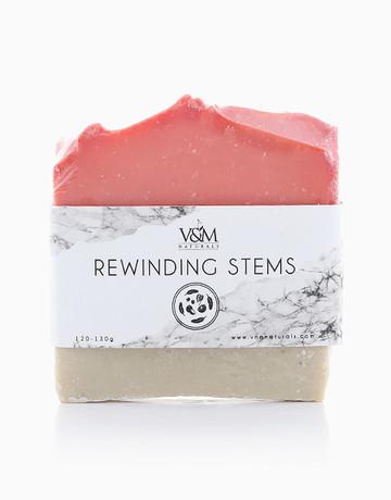 Rewinding Stems Beauty Bar by V&M Naturals