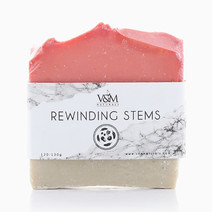 Rewinding Stems Beauty Bar by V&M Naturals