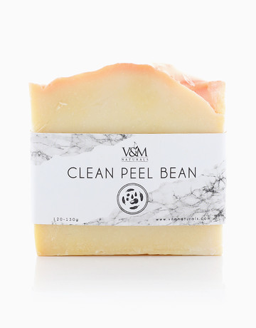 Clean Peel Bean by V&M Naturals
