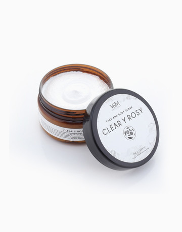 Clear y Rosy (250g) by V&M Naturals