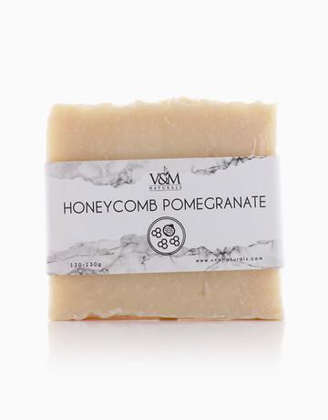 Honeycomb Pomegranate by V&M Naturals