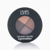 Eyeshadow Quad by Ushas Cosmetics