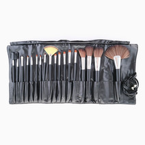 18-Piece Pro Brush Set by PRO STUDIO Beauty Exclusives