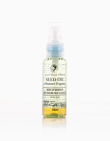 Seed Oil Anti-Ageing Cleanser by Leiania House of Beauty