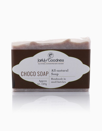 Choco Soap by Jarful of Goodness