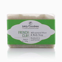 French Clay Soap by Jarful of Goodness