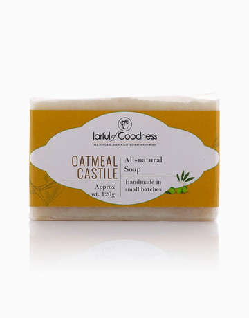 Oatmeal Castile Soap by Jarful of Goodness