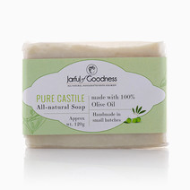 Pure Castile Soap by Jarful of Goodness