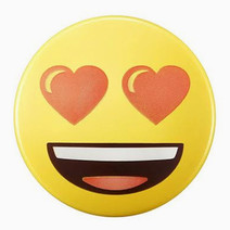 No Sebum X Emoji Powder (discontinued) by Innisfree