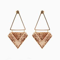 Trina Earrings by Luxe Studio