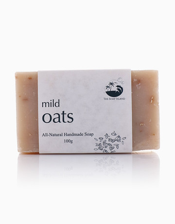 Mild Oats by The Soap Island