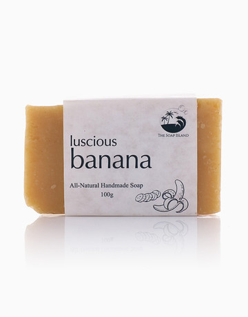 Luscious Banana by The Soap Island
