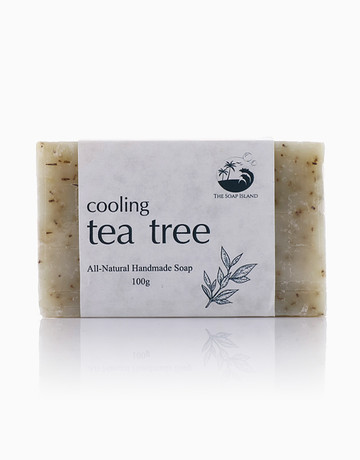 Cooling Tea Tree by The Soap Island