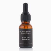 Beard Oil (Vanilla & Spice) by Black Rose Botanicals