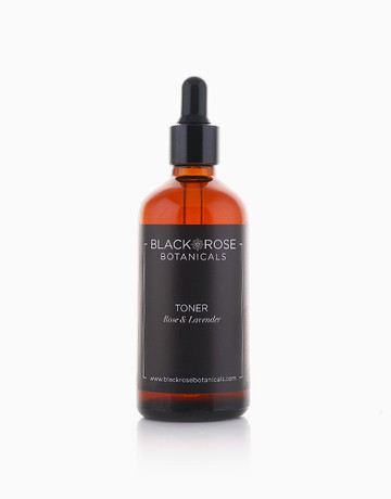 Rose & Lavender Toner by Black Rose Botanicals