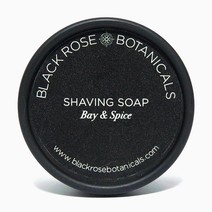 Shaving Soap (Bay & Spice) by Black Rose Botanicals