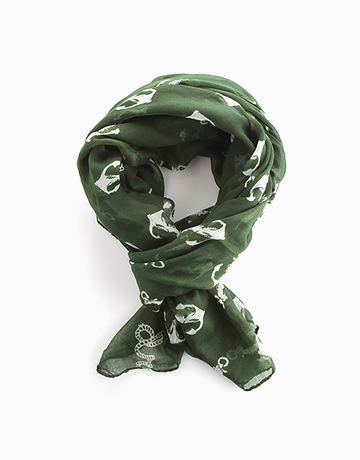 Anchor Scarf by Luxe Studio