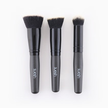 3-Piece Brush Set for Face by Suesh