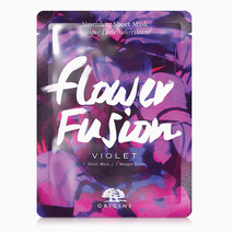 Flower Fusion Violet Nourishing Sheet Mask by Origins