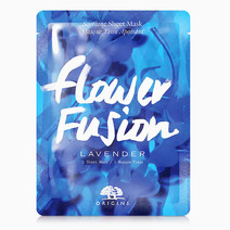 Flower Fusion Lavender Soothing Sheet Mask by Origins