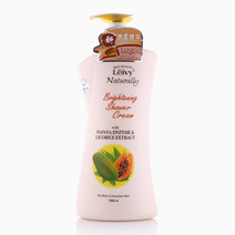 Papaya Shower Cream by Leivy
