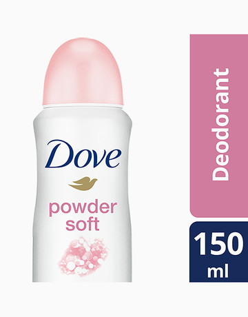 Deo Spray Powder Soft 150ml by Dove