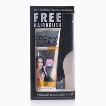 Dry Rescue with Brush (180ml) by Cream Silk