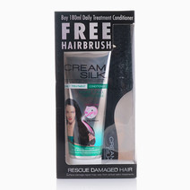 Hair Fall Defense with Brush (180ml) by Cream Silk